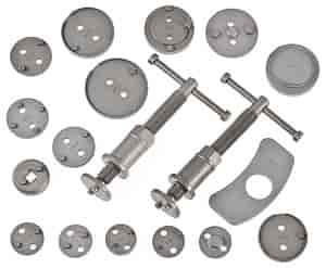 JEGS Performance Products 80746 - JEGS Disc Brake Caliper Service Sets