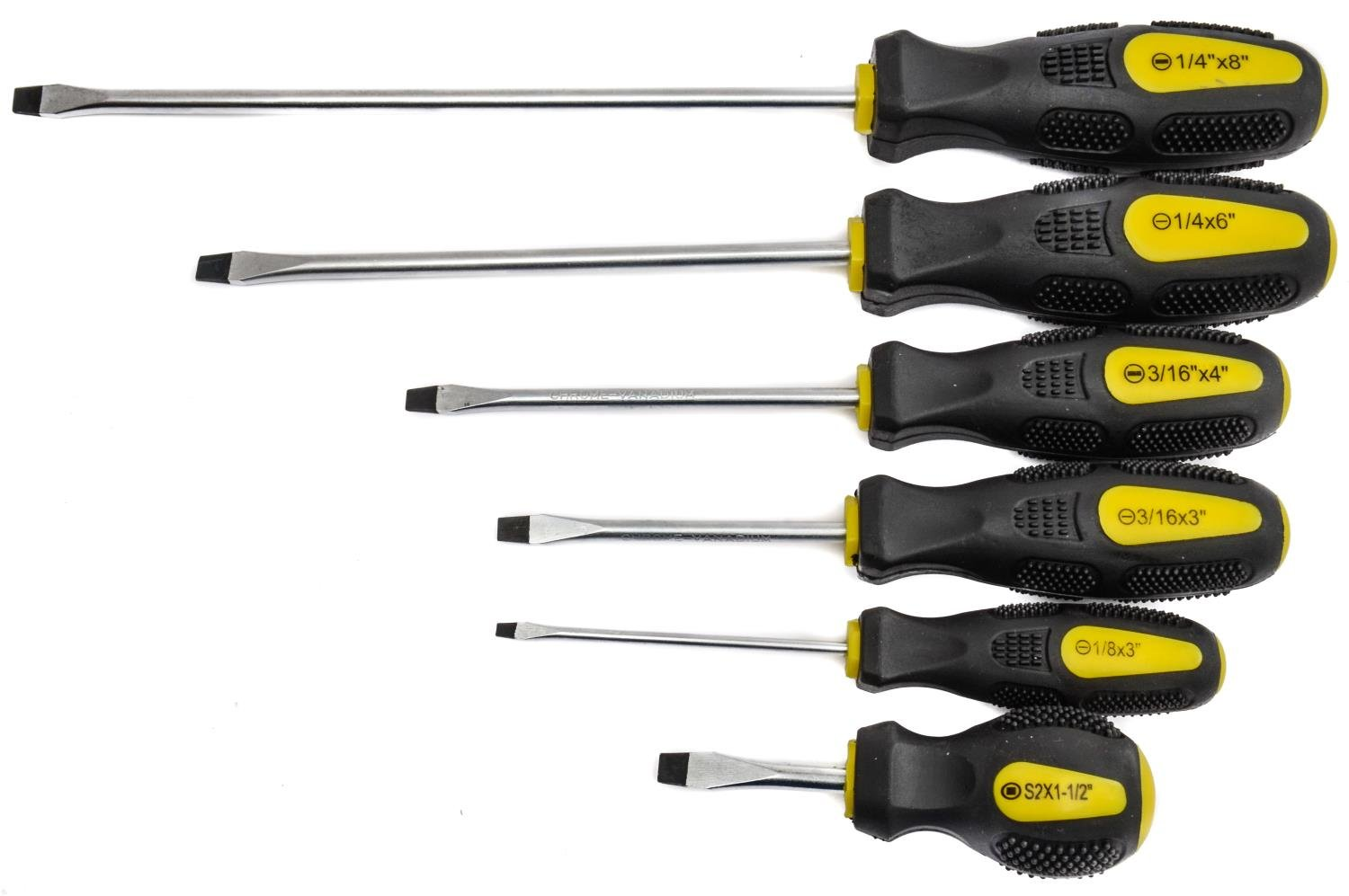 jegs performance products 80755 69 pc screwdriver set. Black Bedroom Furniture Sets. Home Design Ideas