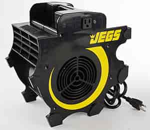 JEGS Performance Products 80890 - JEGS 3-Speed Blower Fan
