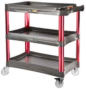 JEGS Performance Products 81111 - JEGS Heavy-Duty Work Carts