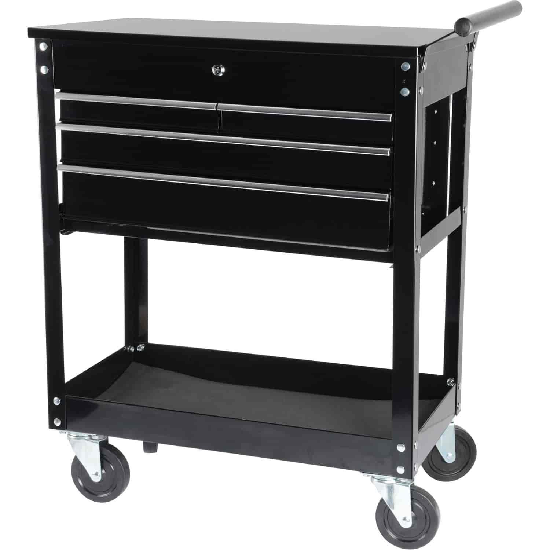 tool drawer black of drawers att x rolling box photo cabinet ordinary