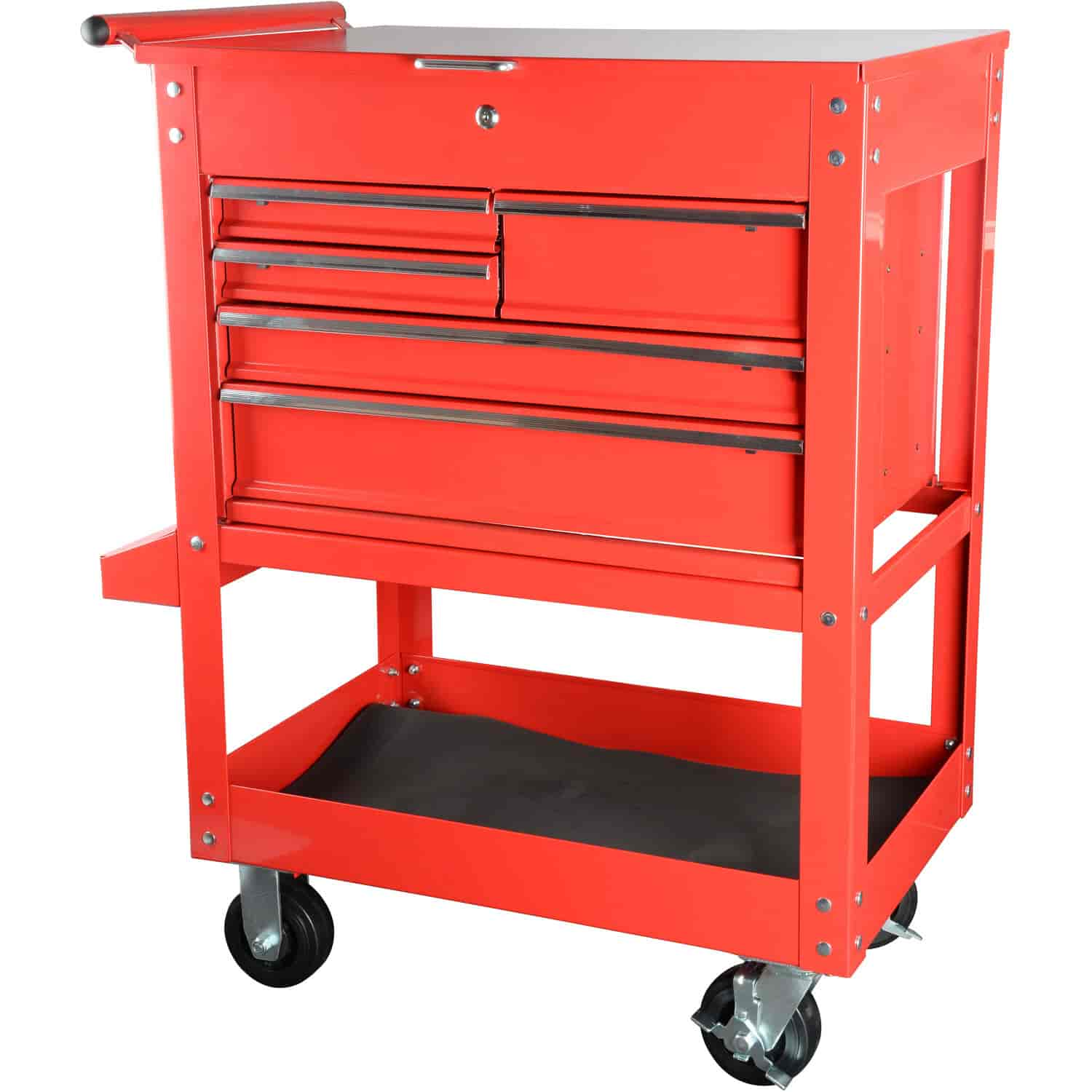 5 drawer tool box cart jegs performance products
