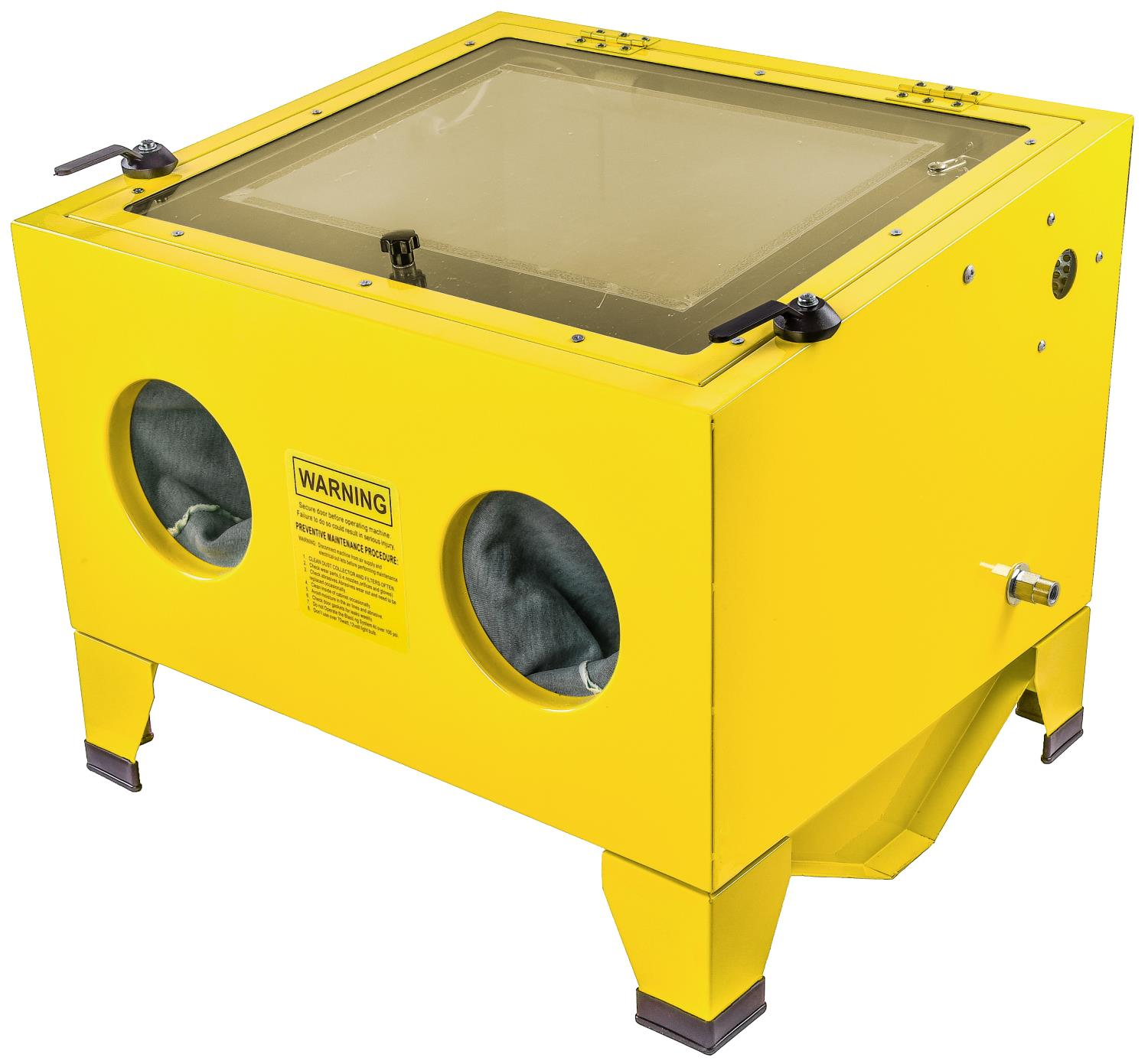 JEGS Performance Products 81502 - JEGS Tabletop Sandblasting Cabinet