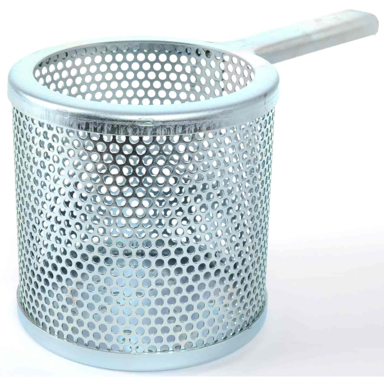 JEGS 81534: Round Parts Washer Basket 6\