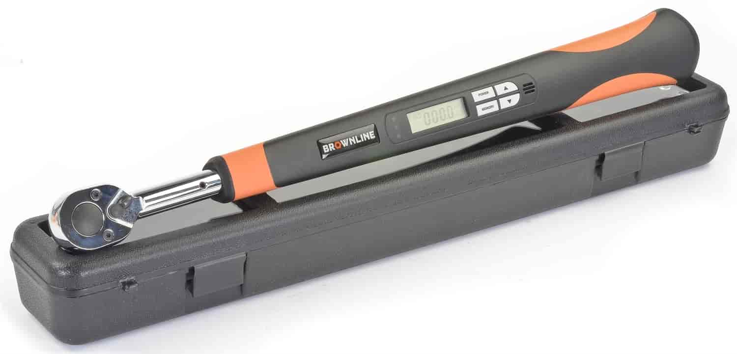 JEGS Performance Products 81690 - JEGS Digital Torque Wrench