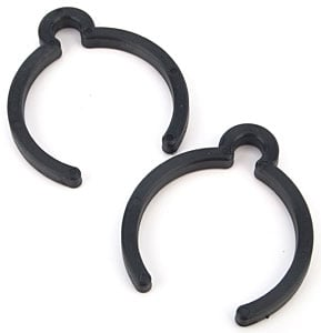 JEGS Performance Products 82085 - JEGS Tube Clips