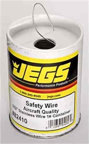 JEGS Performance Products 82410 - JEGS Safety Wire