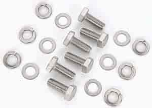 JEGS Performance Products 83116 - JEGS Stainless Motor Mount Bolts