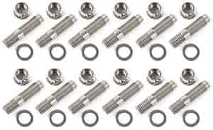 JEGS Performance Products 83155 - JEGS Stainless Steel Header Stud Kits