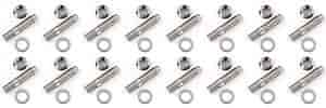 JEGS Performance Products 83157 - JEGS Stainless Steel Header Stud Kits