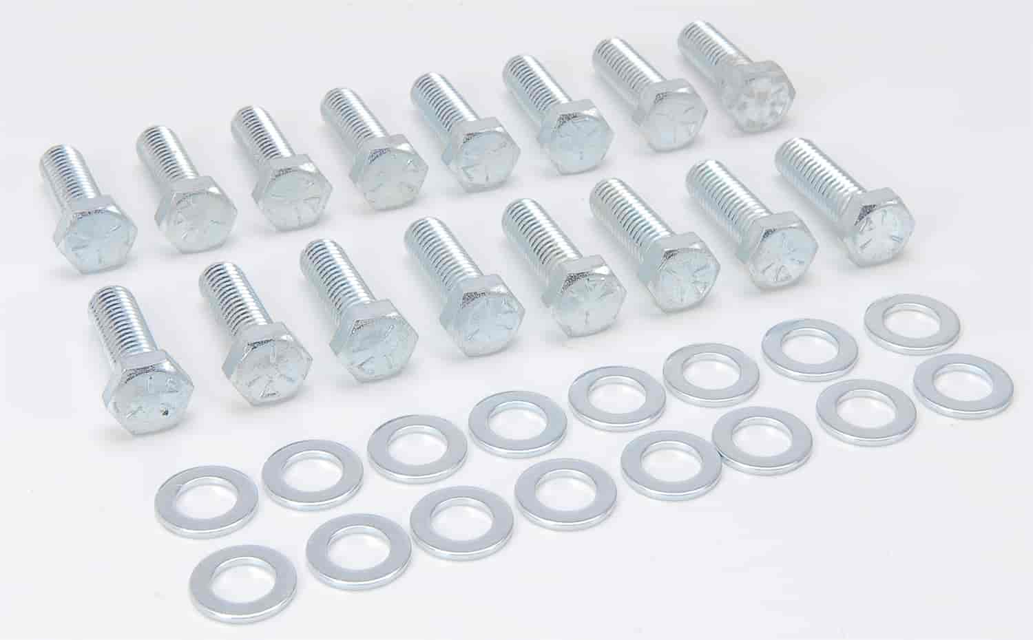 JEGS Performance Products 83205 - JEGS Intake Manifold Bolts
