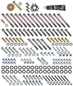 JEGS Performance Products 83450 - JEGS Premium Engine Bolt Kits