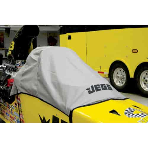 JEGS Performance Products 90015 - JEGS Dragster Cockpit Cover