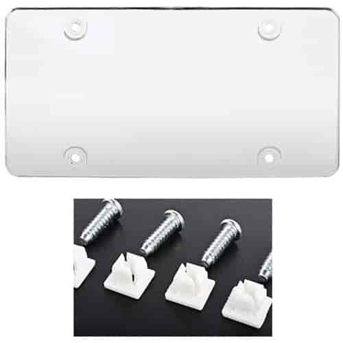 JEGS Performance Products 90052K - JEGS License Plate Covers