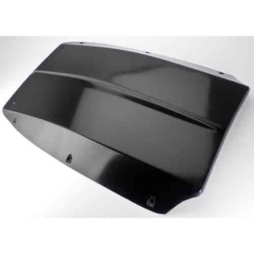JEGS Performance Products 95006 - JEGS Fiberglass Z28 Cowl Induction Hood Scoops