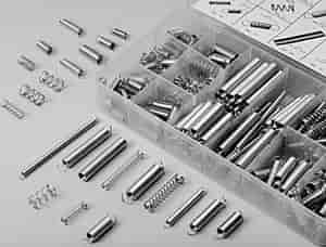 JEGS Performance Products W5200 - Performance Tool Fasteners, Springs, O-Rings & Accessories