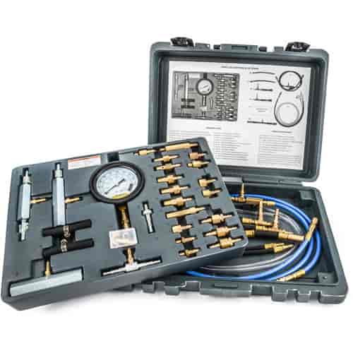 JEGS Master Fuel Injection Test Kit Quickly and accurately diagnose fuel  injection problems