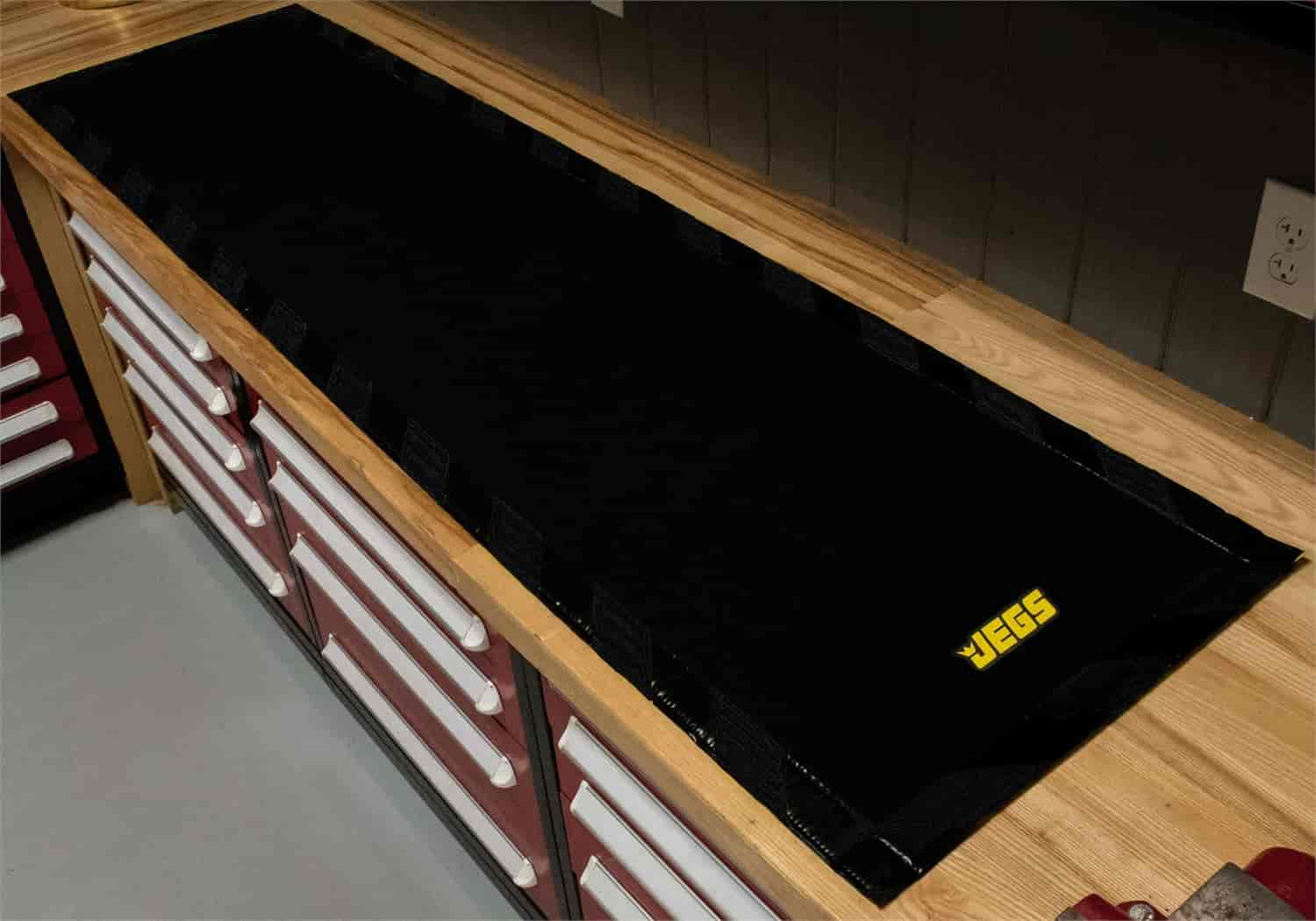 Remarkable Jegs Work Bench Mat 22 In X 7 Ft Black Caraccident5 Cool Chair Designs And Ideas Caraccident5Info