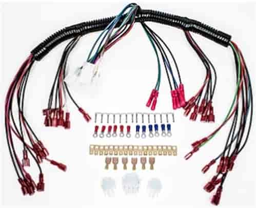 556 fp30302 intellitronix fp30302 10 circuit universal dash wiring harness jegs