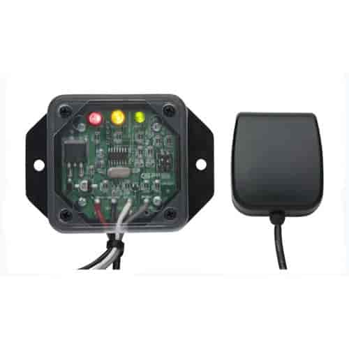 intellitronix s9020 gps speedometer sending unit 3 wire hook up rh jegs com intellitronix speedometer wiring diagram Install Intellitronix