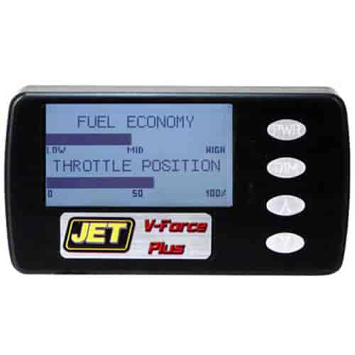 JET Performance 67034 - JET V-Force Plus Performance Modules