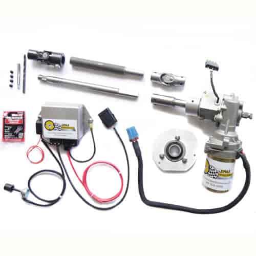 EPAS Performance 1001: Electric Power Steering Conversion