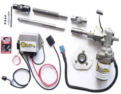 EPAS Performance Electric Power Steering Conversion Kit 1968-1970  Mustang/Cougar