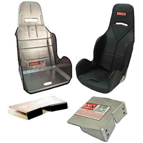 Kirkey Economy Drag Seat Kit 15-1/2