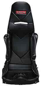 Kirkey 41501 - Kirkey Aluminum Pro Street Drag Racing Seats
