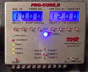K&R PCTII-3-ZF - K+R Performance Pro-Cube II Delay Box