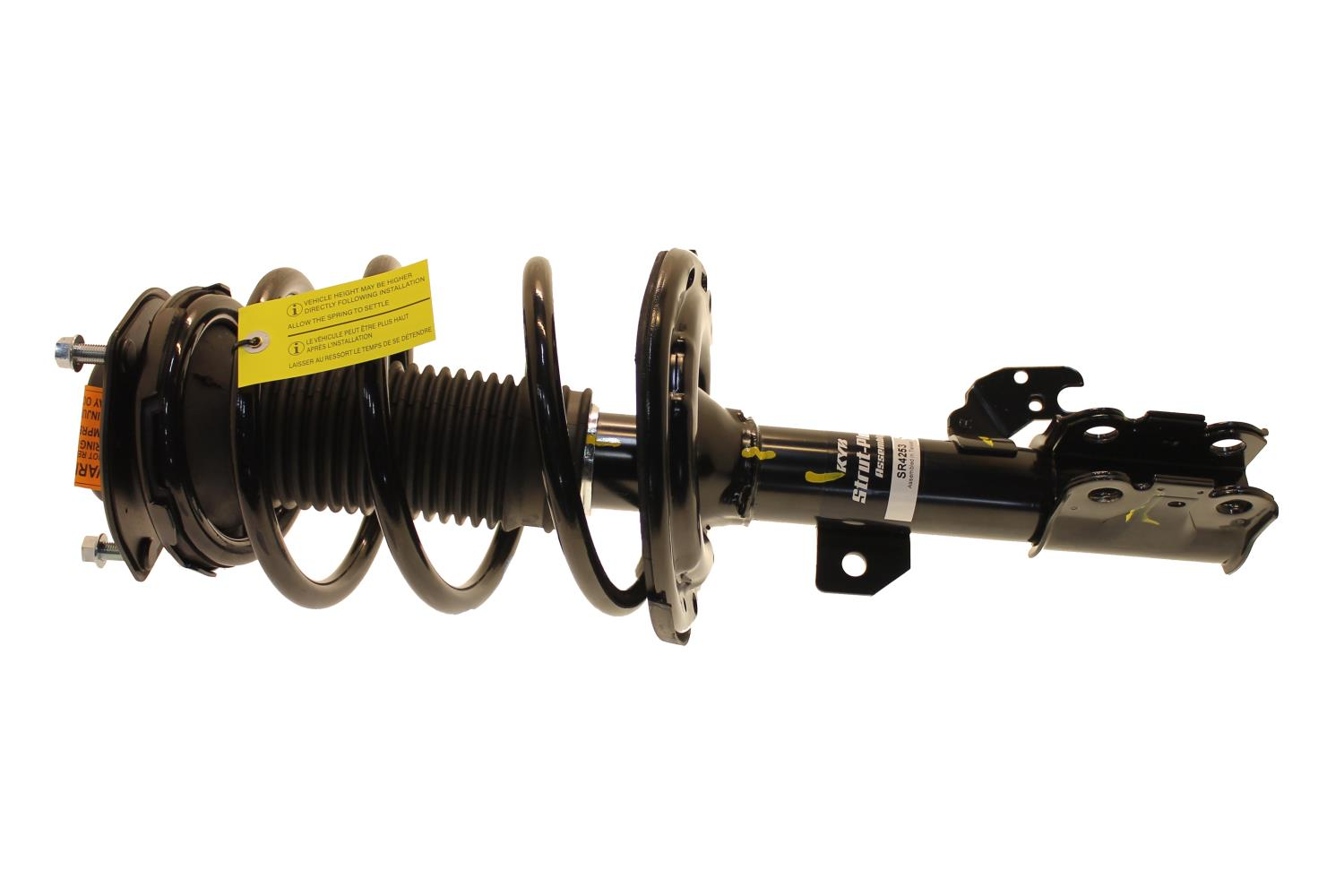 Suspension Strut and Coil Spring Assembly-Strut-Plus Front Right KYB fits Camry