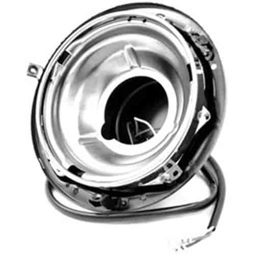 key parts 0847 540 headlight housing bucket 1955 1957 chevrolet rh jegs com