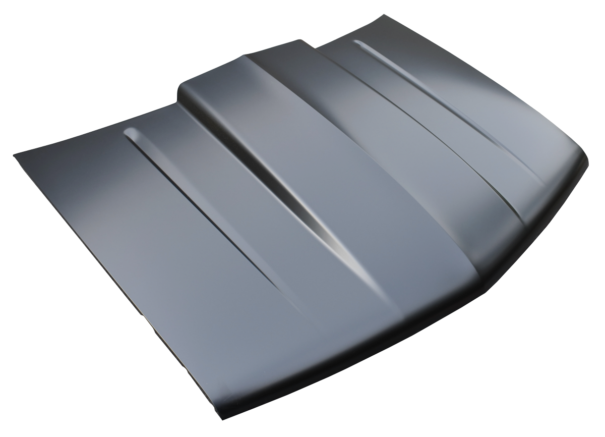 Key Parts 0852-035 - Key Parts Truck Hoods And Accessories