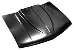 Key Parts 0852-036 - KeyParts Steel Cowl Induction Truck Hoods