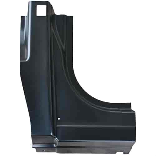 Key Parts 0861-122 Dogleg Panel 2007-2014 Cadillac