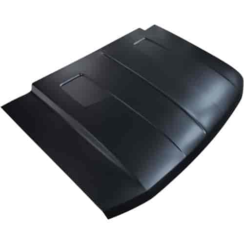 Cowl Induction Hood Scoops : Key parts steel cowl induction hood