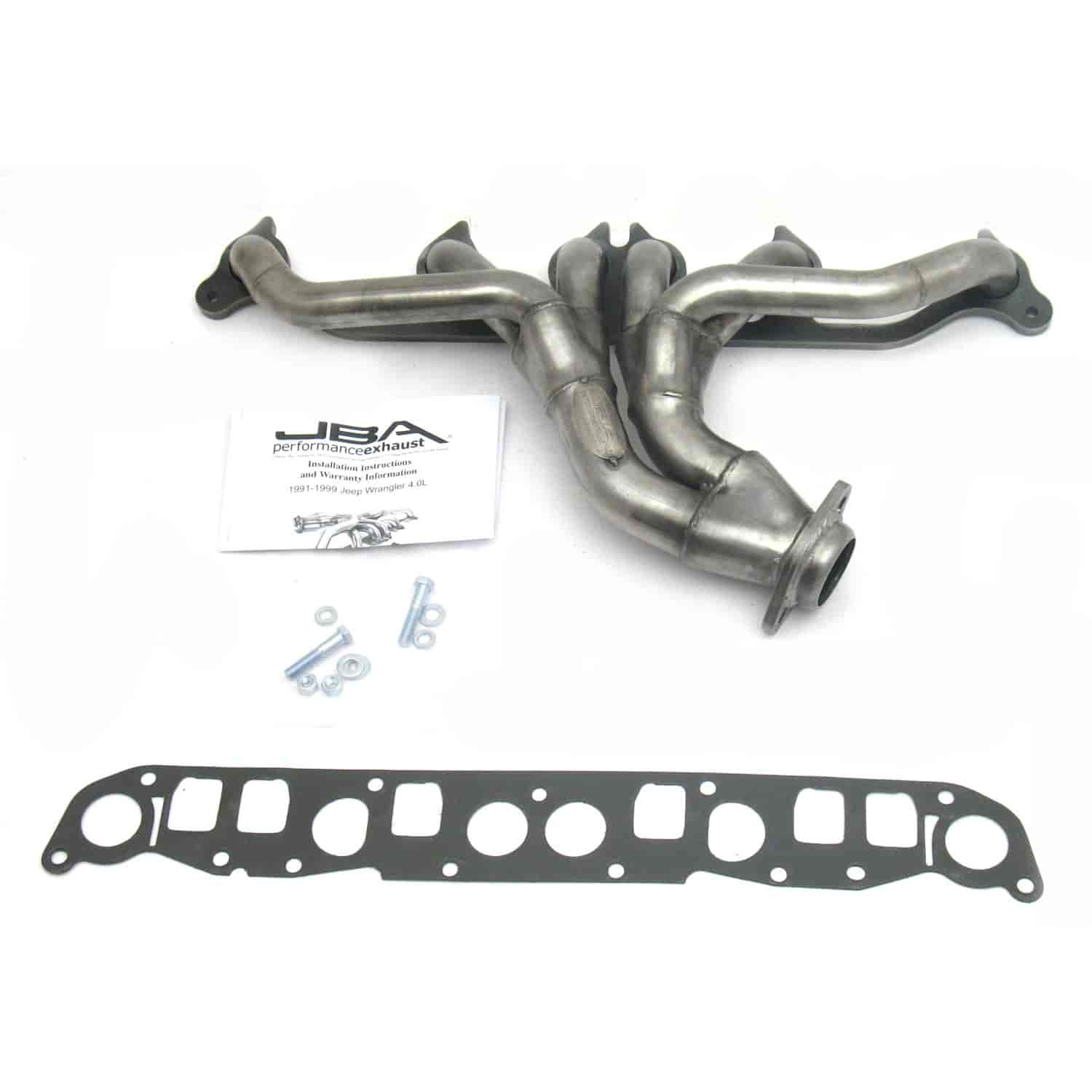 JBA 1526S - JBA Chrysler, Dodge & Jeep Shorty Headers