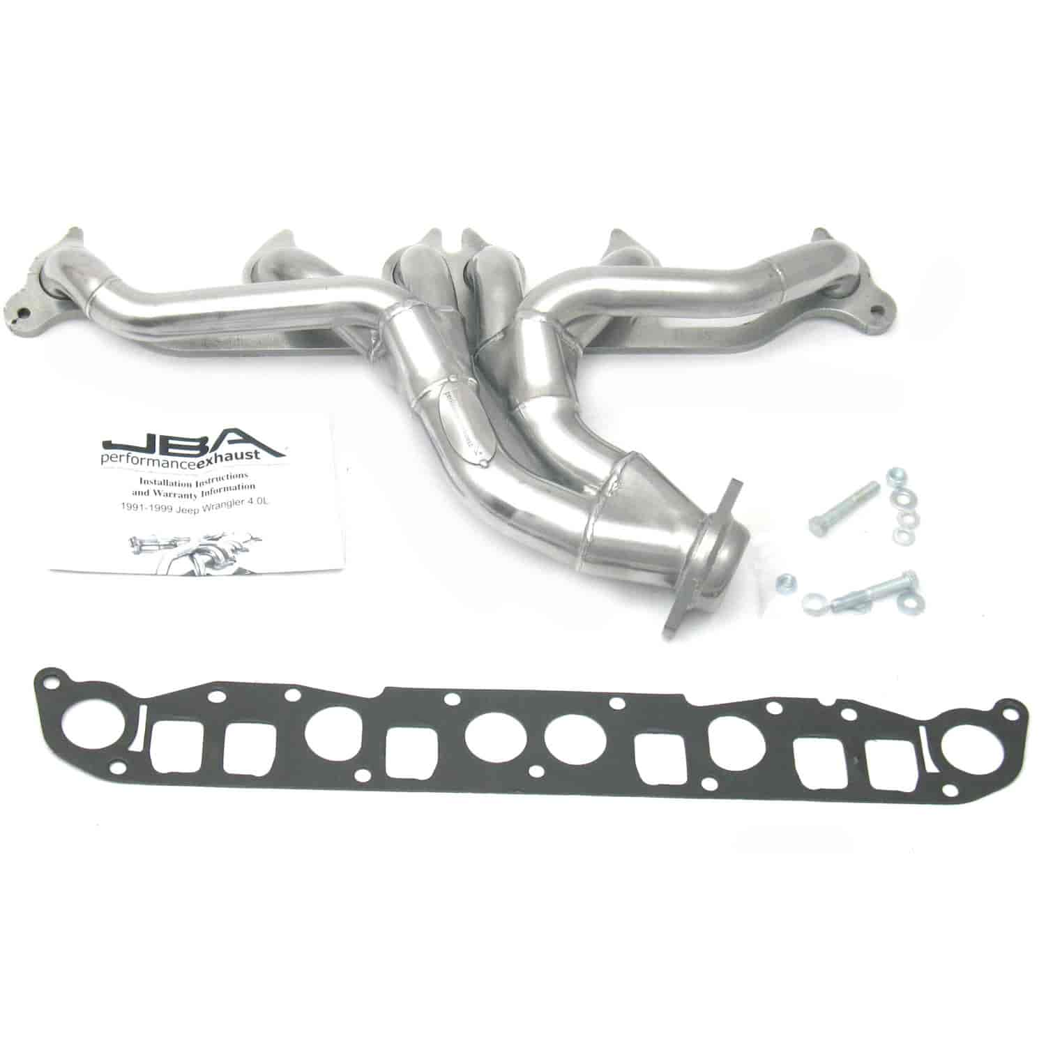 JBA 1526SJS - JBA Chrysler, Dodge & Jeep Shorty Headers