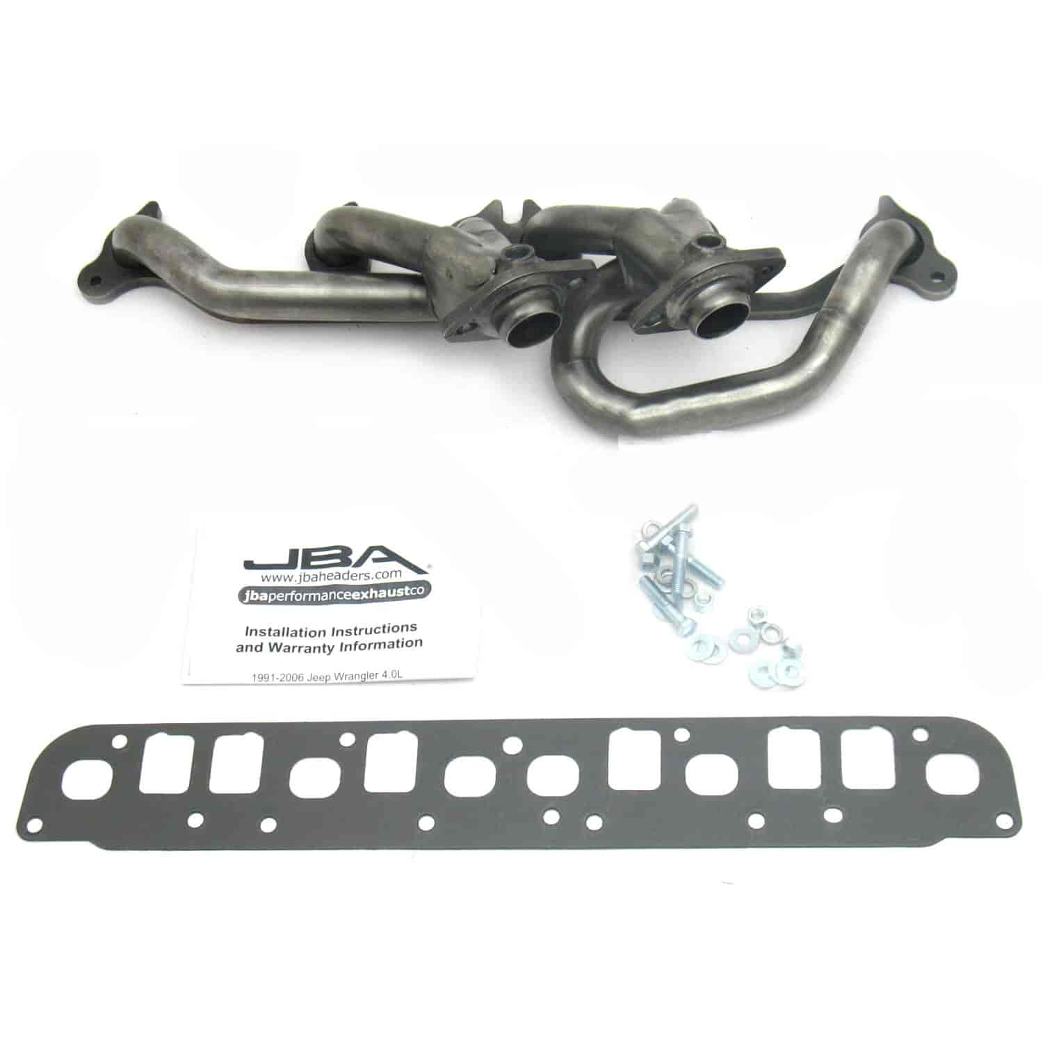 JBA 1527S - JBA Mopar Shorty Headers