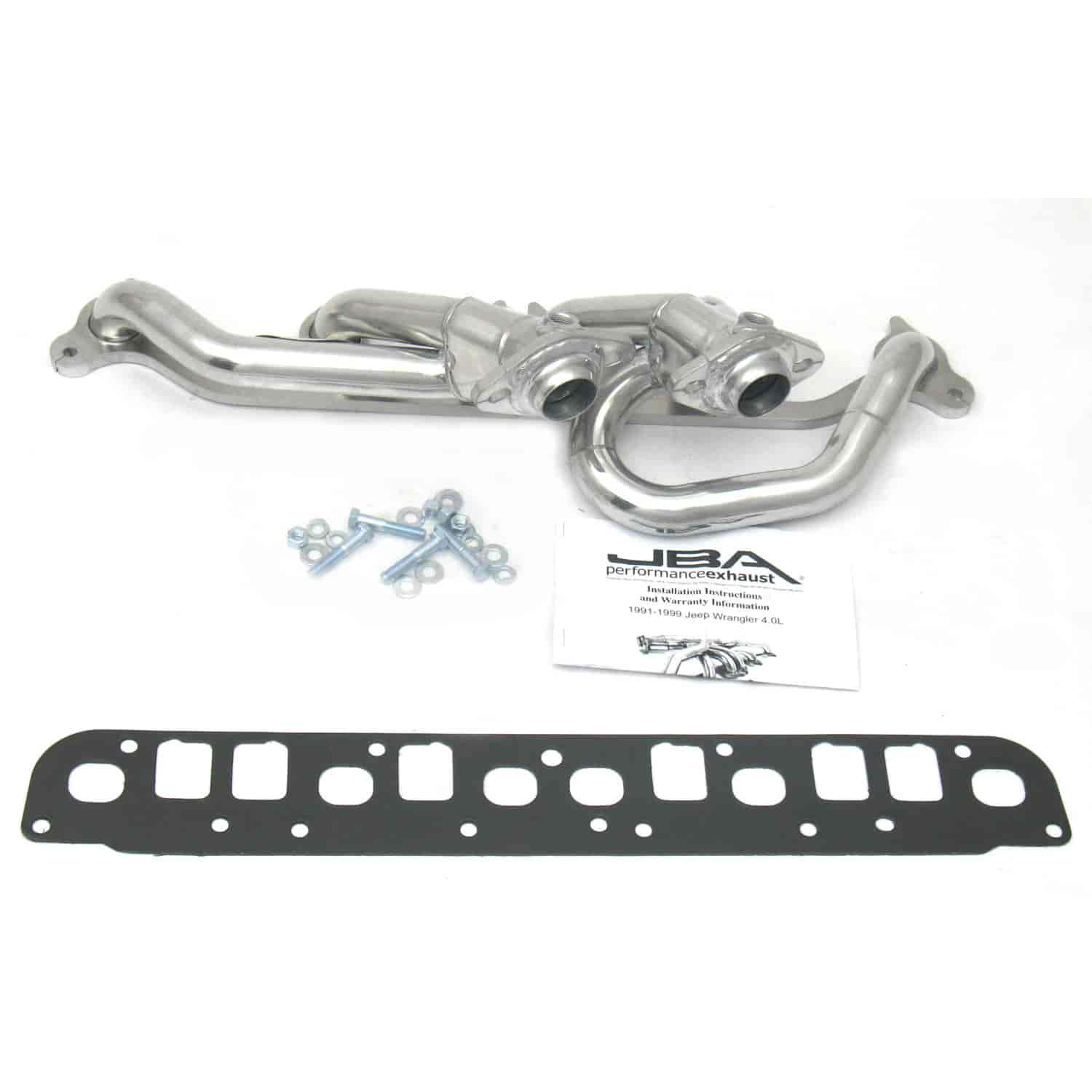 JBA 1527SJS - JBA Chrysler, Dodge & Jeep Shorty Headers
