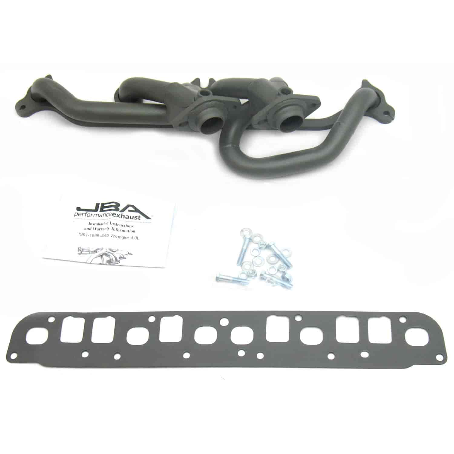 JBA 1527SJT - JBA Mopar Shorty Headers