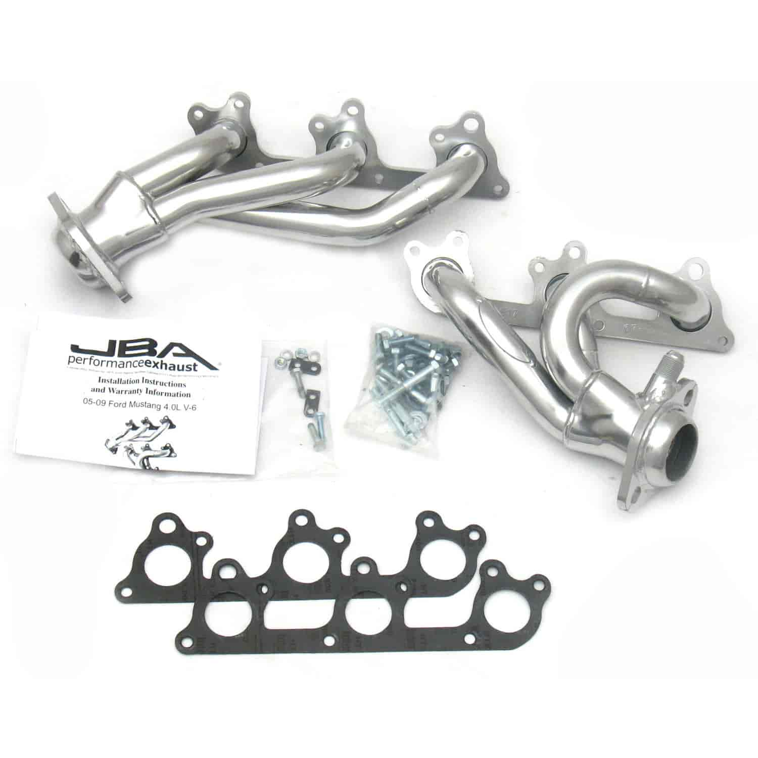 JBA 1617SJS - JBA Ford Shorty Headers