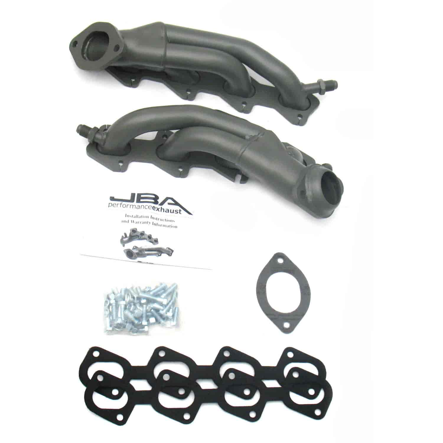 JBA 1625S-5JT - JBA Ford Shorty Headers