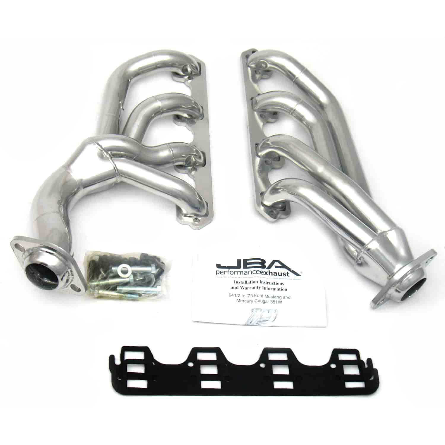JBA 1655SJS - JBA Ford Shorty Headers