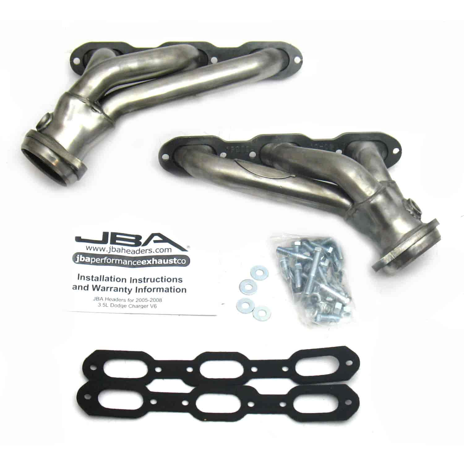 JBA 1920S - JBA Mopar Shorty Headers