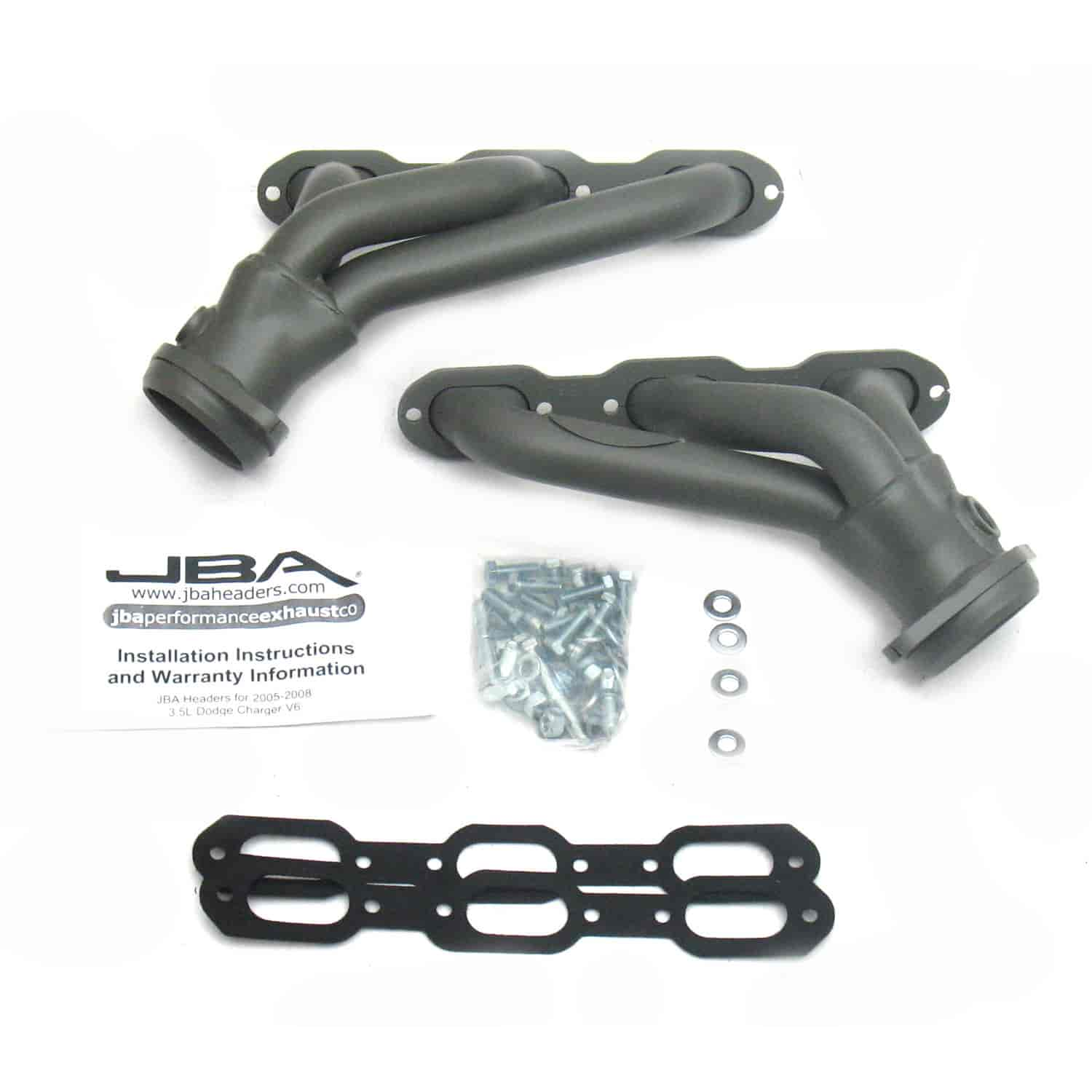 JBA 1920SJT - JBA Mopar Shorty Headers