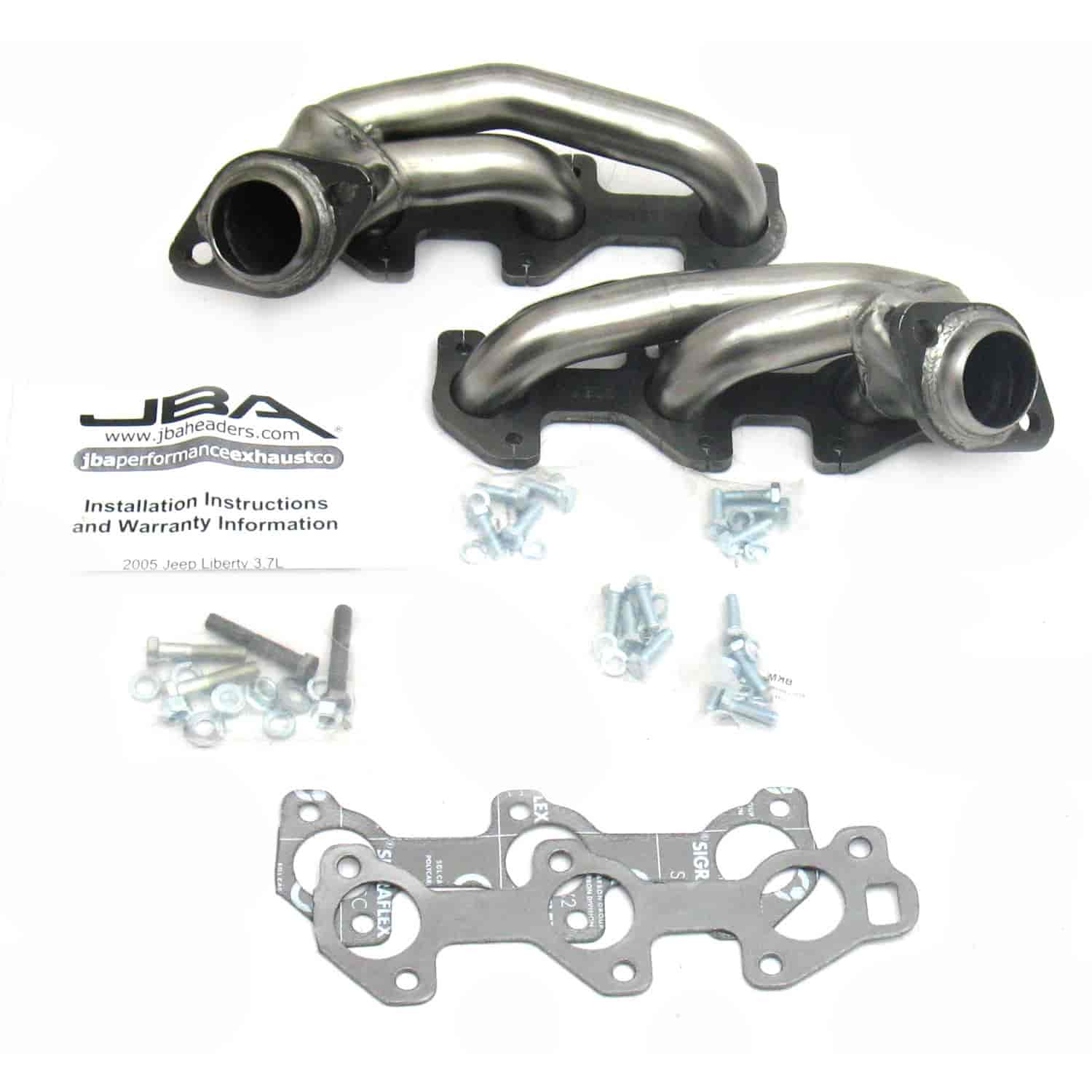 JBA 1930S - JBA Mopar Shorty Headers