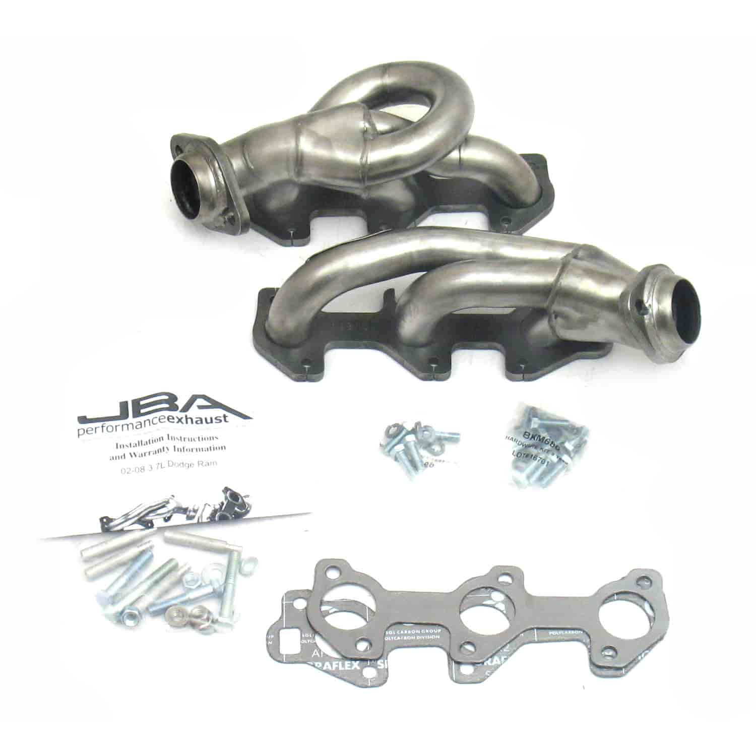JBA 1931S - JBA Mopar Shorty Headers