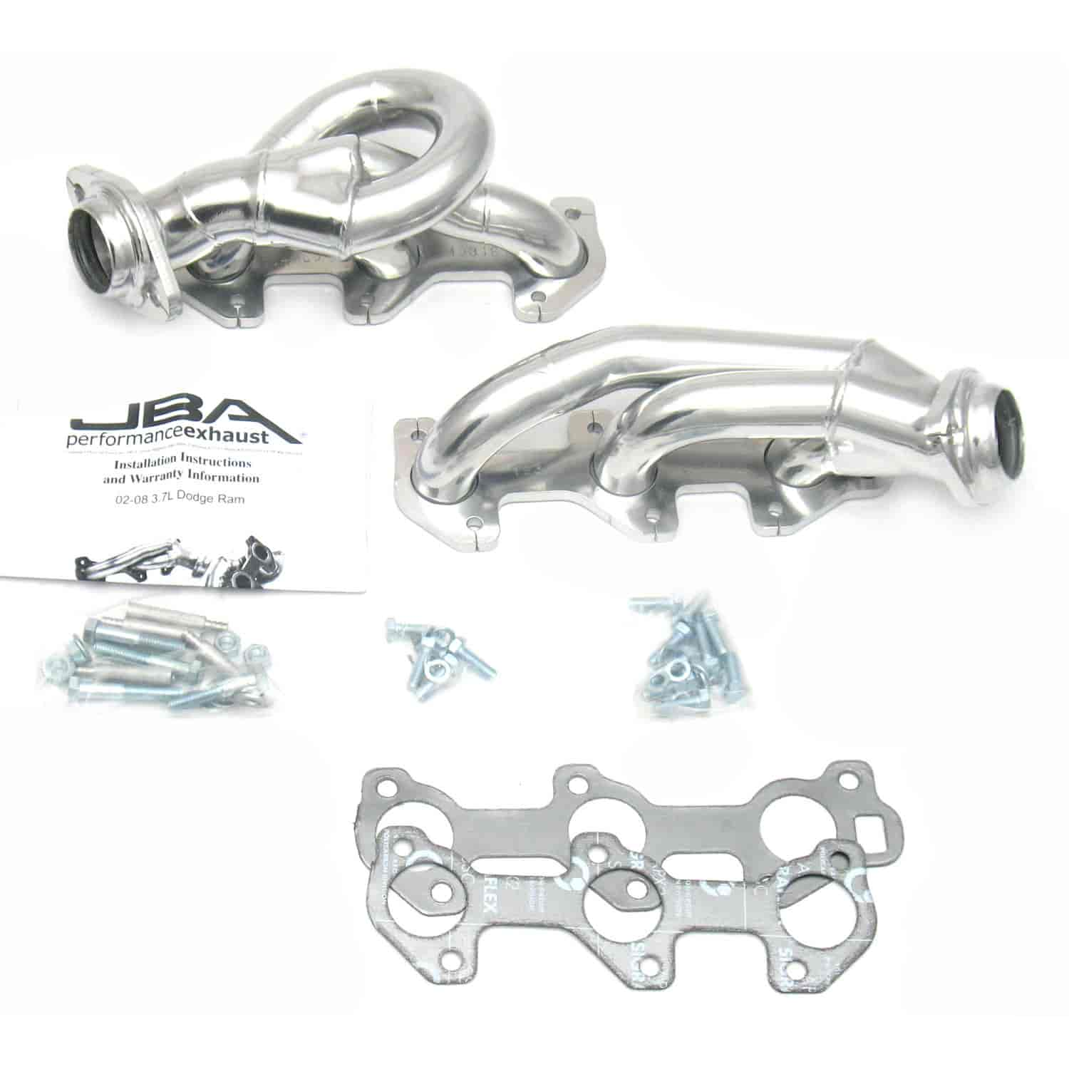 JBA 1931SJS - JBA Mopar Shorty Headers
