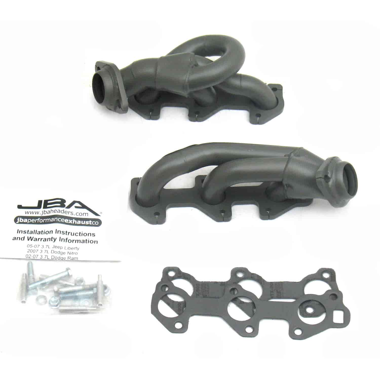 JBA 1931SJT - JBA Mopar Shorty Headers